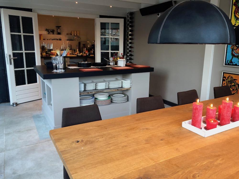 Het Kookpaviljoen, Kookstudio in Utrecht - De Meern